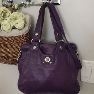 Marc Jacobs Purple Handbag